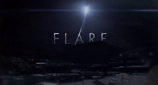 "Creating the world of ""Flare"""